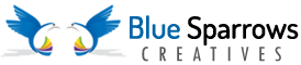 Bluesparrows logo